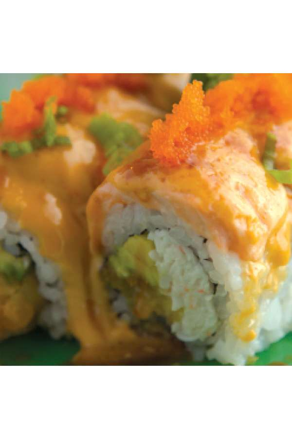 Awesome Roll (Baked)